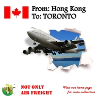 Air Freight From HONG KONG To CANADA TORONTO Shipping