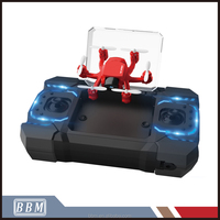 new patent design pocket portable camera rc drone toy with sd-card
