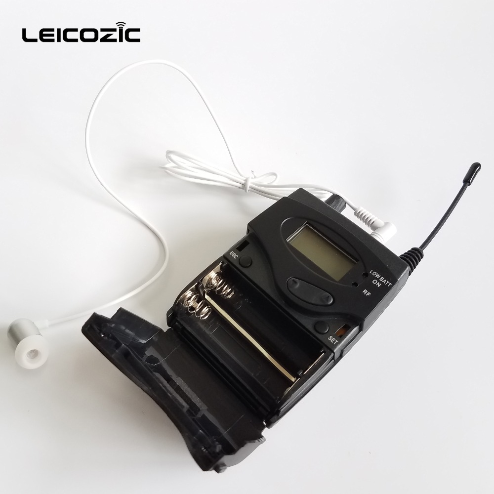 Leicozic BK510 Wireless In ear-Monitor System for stage monitoring sound systems in ear monitor system personal monitor wireless