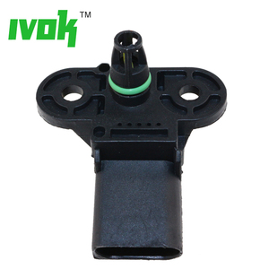 1Bar MAP Sensor, Boost Pressure For VW Bora Caddy EOS Golf Jetta Lupo Passat Polo Touran 1.2 1.4 1.6 2.0 0 261 230 031