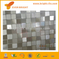 3D static cling window film