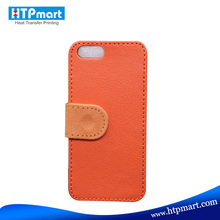 factory directly sale pu wallet phone cover for iPhone5s