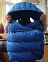Professional inspection services / Down Sleeping Bags / Mummy, Goose & Duck Style / High Quality Control in China