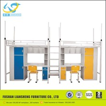 dormitory iron japanese steel extra strong bed frame