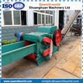 Professional commercial wood shredder chipper machine