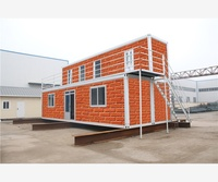 alibaba or very cheap modern design 40ft container houses for bar/cafe