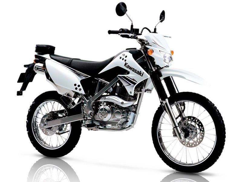 Kawasakx KLX125 (Japanese Dirt Bike)