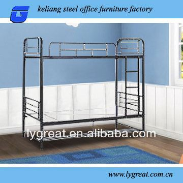 military folding metal bed box spring