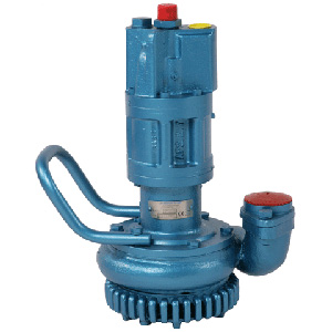 Blagdon Air Operated Centrifugal Pumps