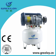 60hz Three phase Portable scroll air compressor,100% oil free.