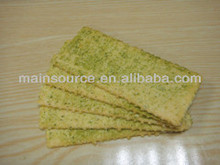 Delicious Crispy England Soda Cracker Biscuit with Onion flavor