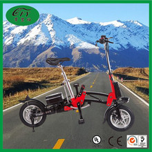 250W Cheap Small Folding Electric Bike 16 Inch Cheap Electric Bicycle with EN15194