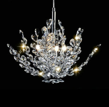 Luxury crystal tree chandelier