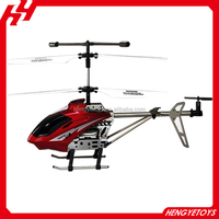 2.4GHz gyroscope radio remote control toy helicopter rc model plane