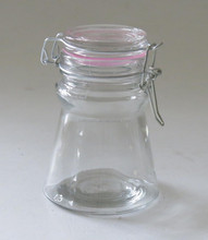 glss jar with metal clip SP016-I1, L1, M1, N, R1, T1