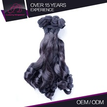 Natural And Beautiful 100% Human Remy Human Hair Extensions Indonesia