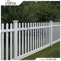 Ornamental picket fencing