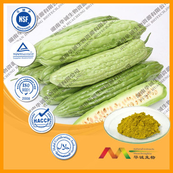GMP Supplier Bottom Price Bitter Melon Extract