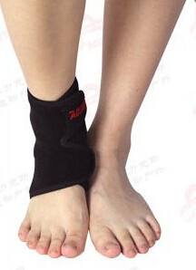 high quality ankle support free size velcro ankle brace