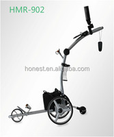 Competitive Price Remote Control Golf Caddy Golf Trolley Golf Buggy (HMR-902) with Golf Umbrella