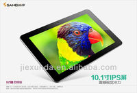 "wholesale SANEI N10 Quad Core Android 4.0 Tablet PC 10.1"" IPS Capacitive 1280x800 Bluetooth 16GB"