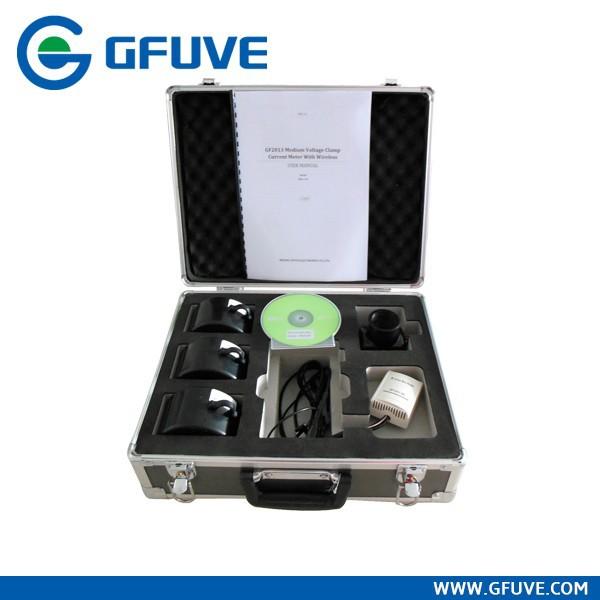 Medium Voltage Tester : Varcorder inalámbrico equipo de prueba media tensión