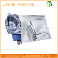 printed logo bags for t shirts sock packaging