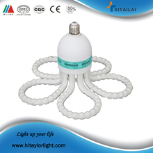 High quality lotus shape energy save cfl light alibaba china supplier