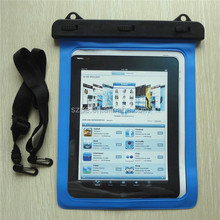 New PVC Armband Waterproof Bag Pouch Cover Case For Tablet PC iPad 2 3