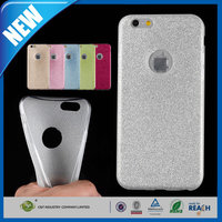 C&T 2015 Newest fashion glitter tpu smart cell phone case for iphone 6