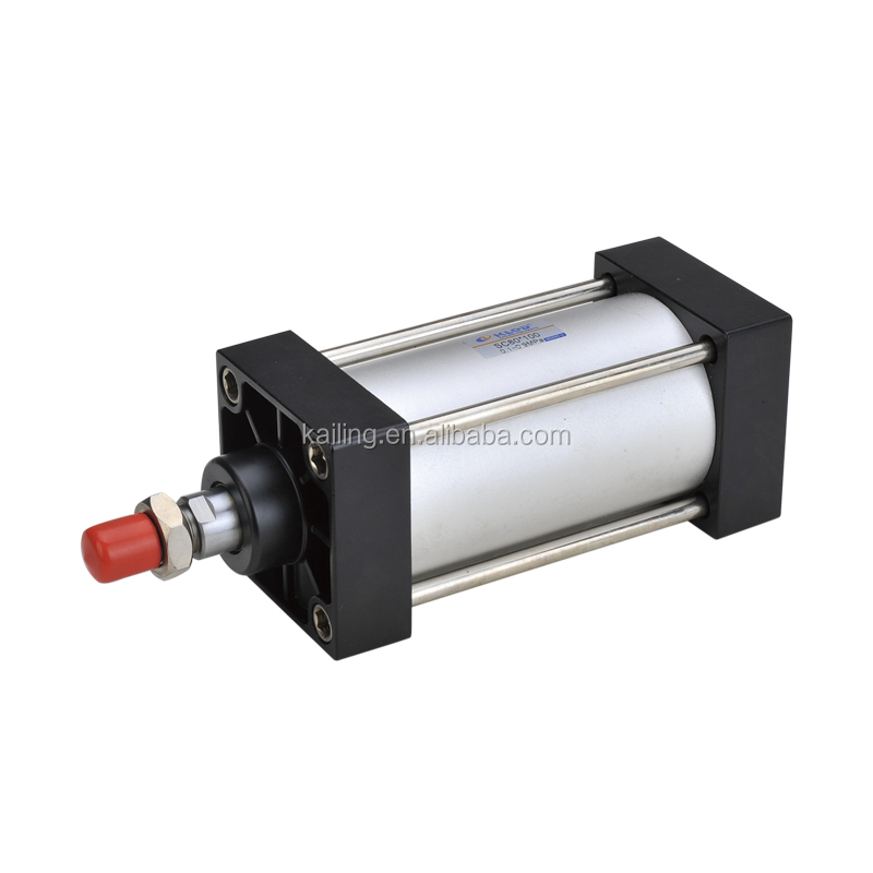 pneumatic / standard pneumatic cylinders, stroke adjustable air cylinders, pneumatic components