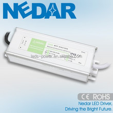 original Meanwell 60W waterproof led driver ip67 No flicker led waterproof constant current driver