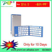 Big sale Wireless Folding Keyboard for PC and smartphone PK-15