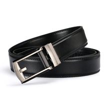 Alibaba Hot Sale High Quality Genuine Leather Mens Automatic Buckle Belt/Belt Buckle/Slim For Men