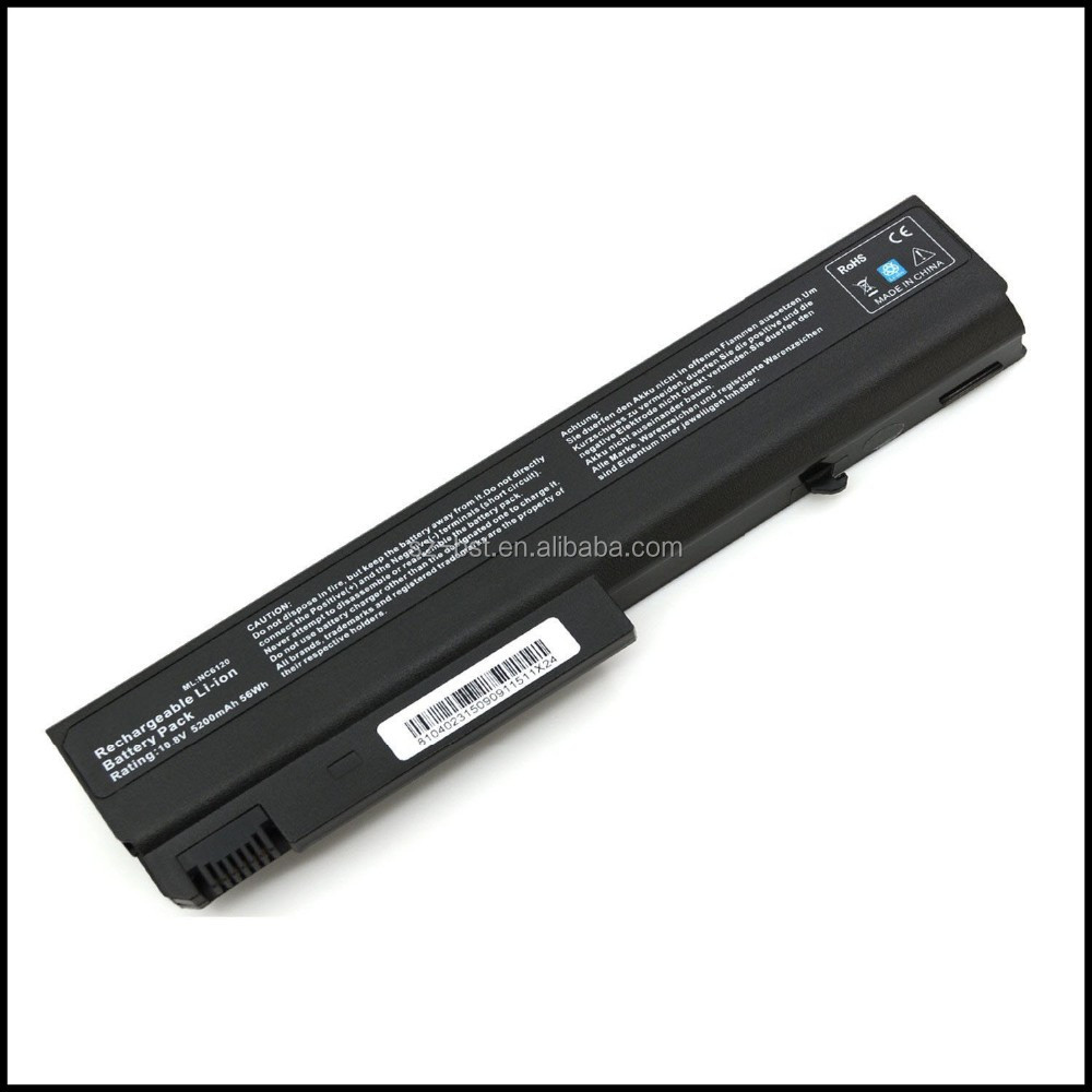 Laptop Battery For HP 6000 6510b 6515b 6710b 6710s 6715b 6715s 6910p NC6100