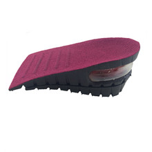 2018 hot sell silicone height increase insole OEM Soft plastic gel shoe insoles