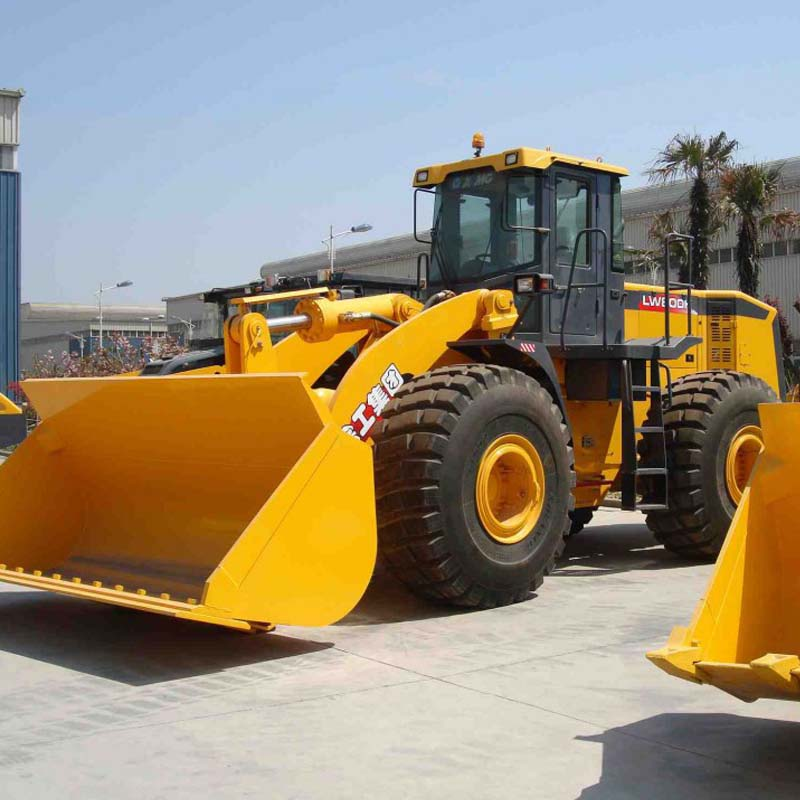 XCMG earth moving machine wheel loader loaders LW800K