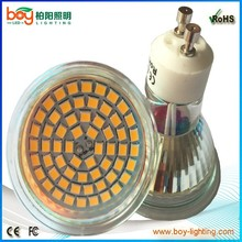 Boy brand CE Rohs SMD2835 5w 220v-240v AC dimmable gu11 led spot light