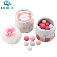 New Fashion Natural Shining Ball Blusher