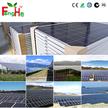 High power mono solar panel 40W for solar system