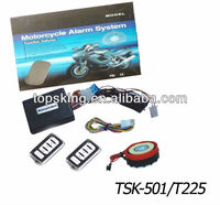 Fastest delivery time electronic motorcycle alarm system