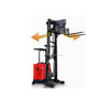 1000kg auto hydraulic 3 - way electric stacker for sale
