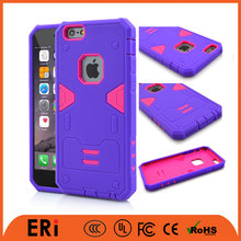 Best selling shenzhen drop-resistance pc hard protective mobile oem phone case / phone back cover for iphone 6 plus