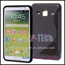 Colorful TPU case for samsung galaxy s4, For samsung galaxy s4 cover, For samsung galaxy s4 TPU case suppliers