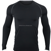 Wholesale Man Compression Fitness T Shirt