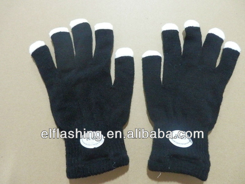 LED Lighting gloves