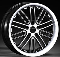 17 inch Aluminum Alloy Wheels 5x150 replica machined face and lip (ZW-P261)