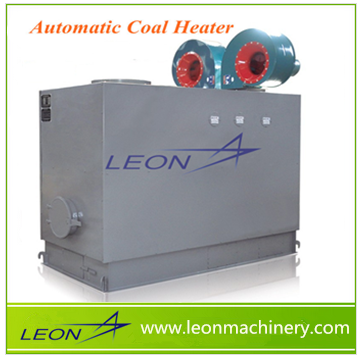 LEON new generation chicken house coal heater equipment