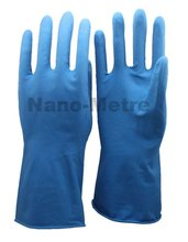NMSAFETY long sleeve rubber gloves