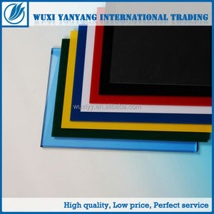 High Density Polyethylene Sheet, ABS Plastic Sheet For Vacuum Forming
